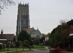 Holy Trinity and All Saints Church.