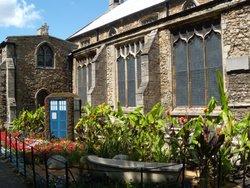 St Peter & St Paul Church garden