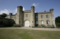 The Castle at Chiddingstone, Kent