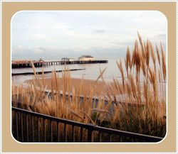 The pier at Clacton