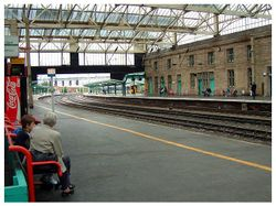 Carlisle Rail Station