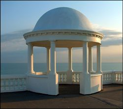 Cupola on the seafront
