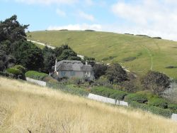 Thatched house at Lulworth