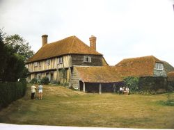 Clergy house