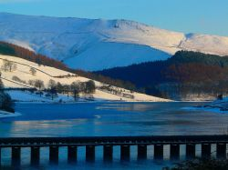Ladybower Reservoir,Derbyshire