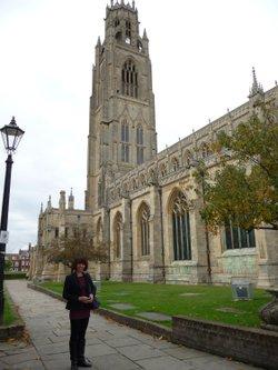 St Botolphs Church (The Stump), Boston, Lincolnshire