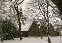 St James Church, Coundon 9th Jan 2010
