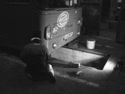 Early morning repairs
