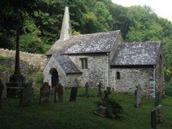 Culbone Church (St Breuno's)