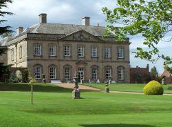 Melbourne Hall, Derbyshire