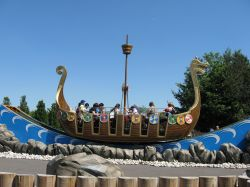 Land of the Vikings ~ Legoland Windsor