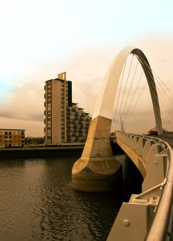 Bridge over the Clyde