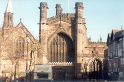 Chester Cathedral 1991