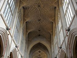 Magnificence of Bath Abbey