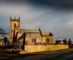 St Johns Church, Hooton Roberts, South Yorkshire