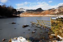 Blea Tarn in Feb 2010