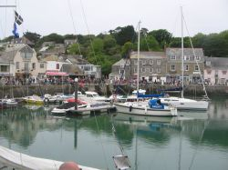 Padstow Harbour 2009