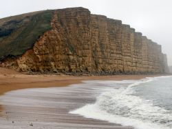 Jurassic Cliffs, West Bay
