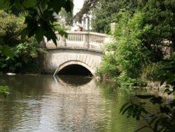 Cheltenham's Pittville Park Lakes