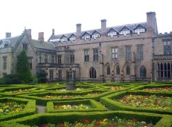 Newstead Abbey  Gardens