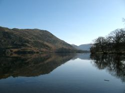 Ullswater at Glencoyne Bay.