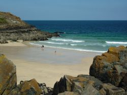 Beach at St. Ives