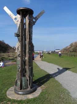 Saltburn Sculpture