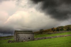 Stormy day In the Dales
