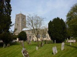 Framlingham Church