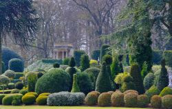Brodsworth house and gardens South Yorkshire