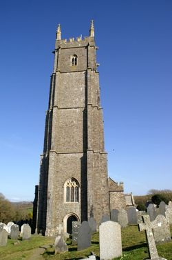 St Nectan's Parish Church