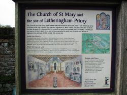 Info. of the old Priory