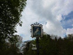 White Horse Pub Sign