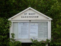 Church Notice Board