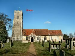 Snape Church