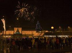 Christmas in Darwen Town Centre