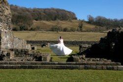Wedding at Sawley Abbey