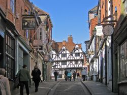 Lincoln, Steep Hill 2.
