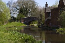 Bridge 90, Coventry Canal near Fradley Junction
