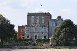 Branksea Castle Wallpaper