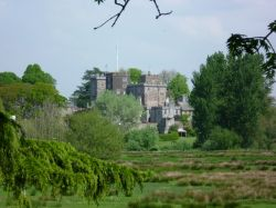 Distant Castle.