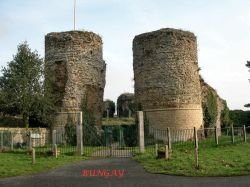 Ruins of Bungay Castle