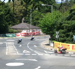 TT Races Isle of Man