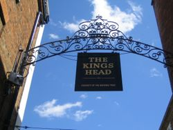 King's Head passage