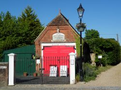 The old fire station
