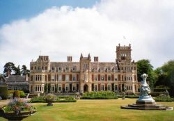 Somerleyton Hall, Suffolk