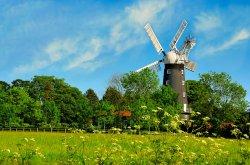 Windmill at Alford