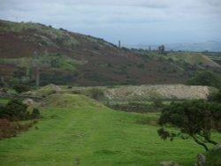 Caradon mining area