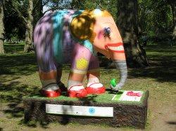 Elephant Parade, St James's Park
