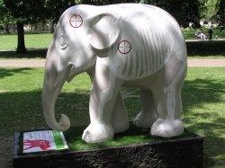 London Elephant Parade, St James's Park